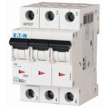 Автоматичний вимикач 63/3 PL6-C EATON