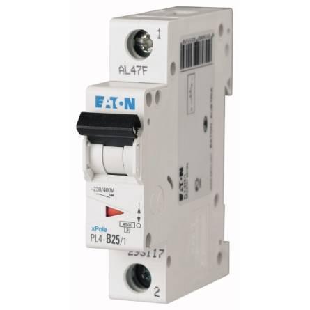 Автоматичний вимикач 50/1 PL4-C EATON