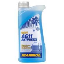 Антифриз AG 11-40C (blue) 1л