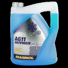 Антифриз AG 11-40C (blue) 5л