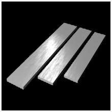 Шина алюм. 80/6 3,3м  4,250кг- 3м