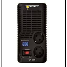 Стабілізатор DR 600 рел типу 300Вт Forte