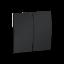 Клавіша вим. 2-кл МКW5/28 чорний
