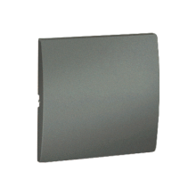 Клавіша вим. 1-кл МКW1/25 металік графіт