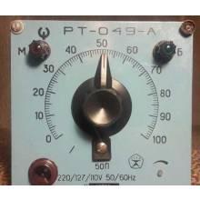 Регулятор температури РТ - 049 - А
