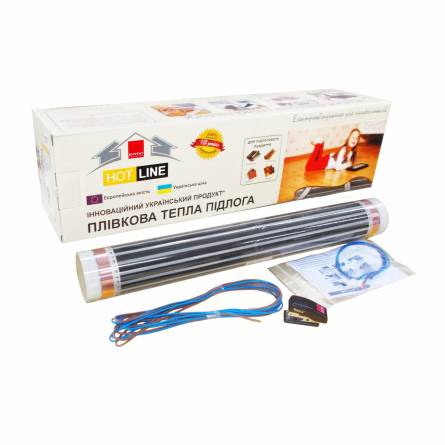 Комплект ПП-4 880 Вт 4 кв.м. 0,5х8м ЕЛТІС Україн