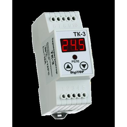 Терморегулятор ТК-3 -50- +125 6 А