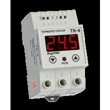 Терморегулятор ТК-4 -50+125 1канал