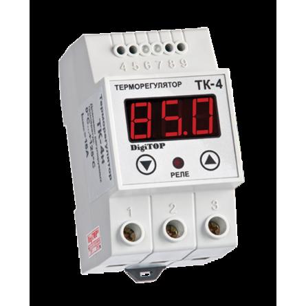 Терморегулятор ТК-4н-0+125