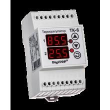 Терморегулятор ТК-6 -55+125 2канал