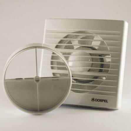 Вентилятор  STYL 120 WР-P з зворотнім клапаном