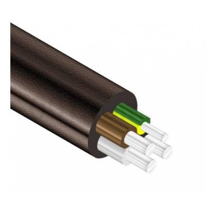 АВВГ 3х4 + 1х2,5 кабель