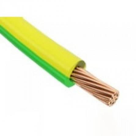 ПВ 3х4 жовто-зелений провід