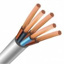 ПВС 5х1,5 мм² кабель ПОДІЛЛЯ КАБЕЛЬ