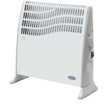 Електроконвектор ЭВУА 2,0 кВт LC-2000P