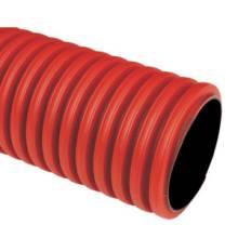 Труба гофрована d110 Коподур KD09110 ВС (6м)