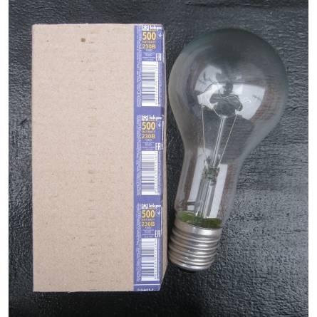 Лампа 500 Вт Е40  24 шт ящик