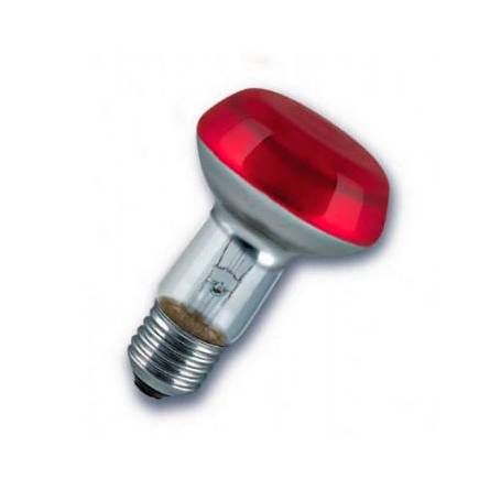 Лампа R50 40W Е14 червоний OSRAM
