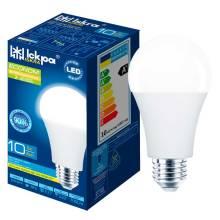 Лампа 10W Е27 4000К  Іскра світлодіодна (10-50 В) низьковольтна