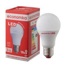 Лампа 10W Е27 4200К Економка світлод.