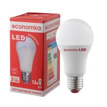 Лампа 12W Е27 4200К Економка світлод.