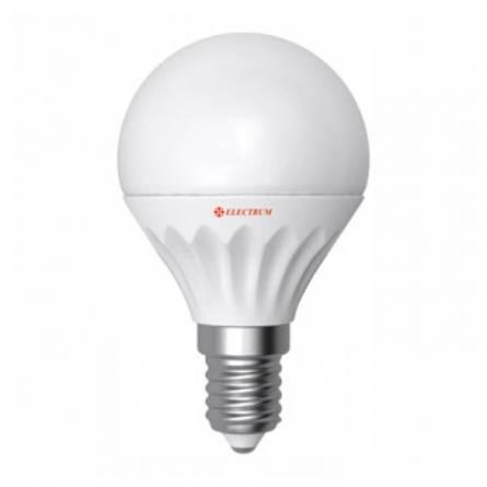 Лампа 4,0 W E14 2700К сфера D45 LB-8 Electrum світлод.