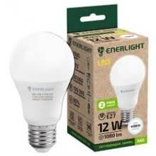 Лампа 12W Е27 4100К ENERLIGHT світлодіодна
