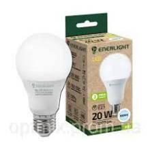 Лампа 20W Е27 6500К ENERLIGHT світлодіодна