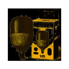 Лампа 30W Е27 4100К LEBRON світлодіодна