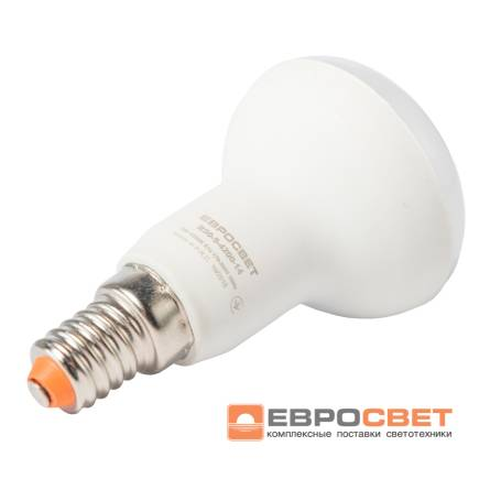 Лампа 5 W Е14 4200К R50 Євросвітло світлодіодна