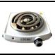 Електроплита 1 камфорна ЕПТ 1, 1,0кВт(Ш) з однокільцевим спіральним широким ТЕНом, біла Термія
