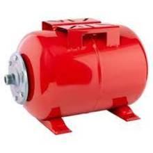Гідроакумулятор горизонтальний 50л Wetron