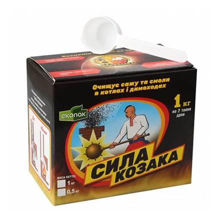 Суміш для очистки котлів Сила Козака 0,5 кг