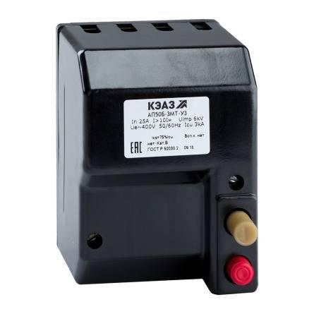 Автоматичний вимикач АП 50 1,6А