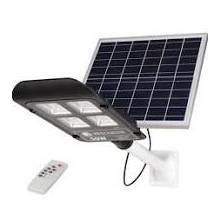 Світильник вуличний 50Вт 6400К LED на сонячній бат LAGUNA-50