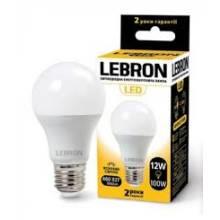 Лампа світлодіодна LEBRON 12Вт 4100 Е27  11-11-46