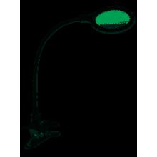 Світ. наст. DELUX LED TF-140 6Вт + ЛУПА, білий