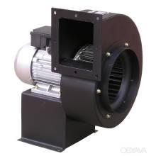 Вентилятор радіальний TURBO DE 125 1 F