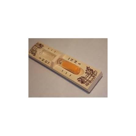 Годинник пісочний для сауни тип 1 виконання 1