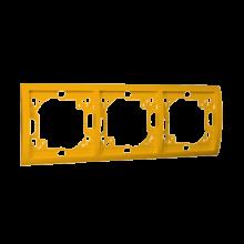 Рамка 3-а MR3/13 жовта