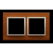 Рамка 2-а MR2/18 горіхова