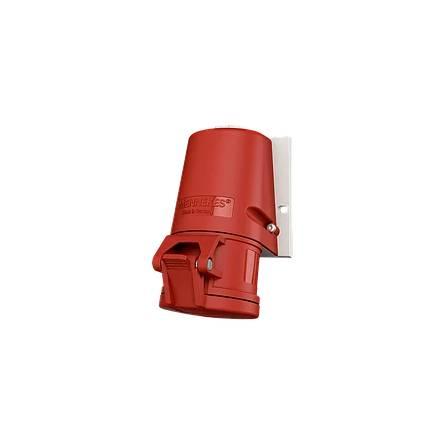 32А 5П 400В розетка настінна IP44 (27008)