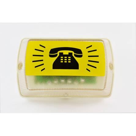 Оповіщувач свiтло-звуковий телефонний С-05Т-(110 В)
