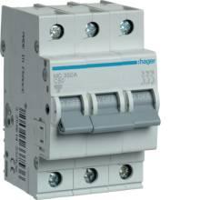 Автоматичний вимикач 63/3 MС363А/C Hager